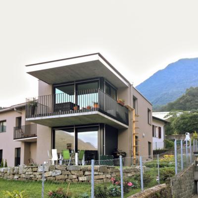 Casa a Giubiasco